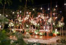 Ririn & Egi Wedding Decoration by Nona Manis Creative Planner