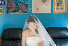Wedding Day of Esther and Weitang at Hotel Fort Canning Singapore (Actual Day Photography) by oolphoto