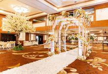 Millenium Hotel, 19 Oct '19 by Pisilia Wedding Decoration