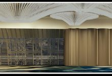 Sky Ballroom by JHL SOLITAIRE Gading Serpong, a Dvaree Collection