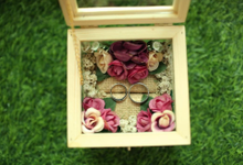 Ringbox by House of Raline Wedding Hampers