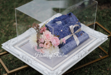 Dusty Pink  by House of Raline Wedding Hampers