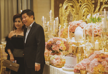 Anniversary of Mrs. Maria Francesca Hermawan by House of Yuen by Sun Tung Lok