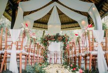 The Royal Pita Maha Wedding by The Bali Nirvana