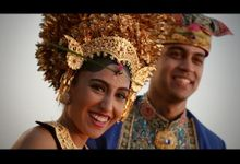 Wedding Nitin & Shivali by Bali Wedding Films