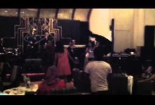 Rasya performing at Hotel Borobudur by Rasya Production