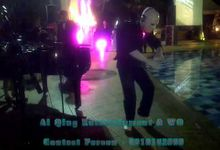 video performance full semi accoustic music 2 by Ai qing entertainment & WO
