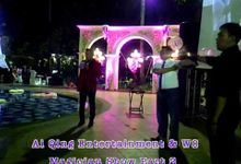 Magician Show By Ai qing entertainment by Ai qing entertainment & WO