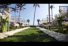 Bali Wedding Video // KL by Bali Wedding Videography
