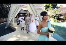 Bali Wedding Video // JL // Tirtha Uluwatu Bali by Bali Wedding Videography