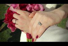 Sophie & Damien by Bali Wedding Films