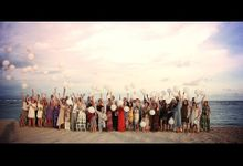 Rob & Nina by Bali Wedding Films