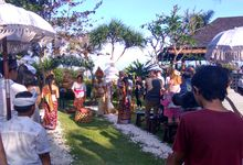 "Balinese Wedding ""Kartika & Sam by Jeeva Resorts"