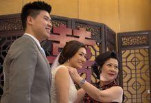 Tea Pai and Holy Matrimony of Heru & Rachel by WYMM Organizer
