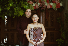 7 months of pregnancy Carlos and nina by HR Team Wedding Group