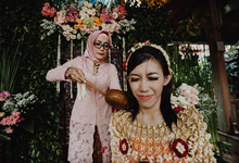 Extra day ceremony fernanda & raga by HR Team Wedding Group