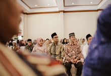 Engagement Karina & Irsyad Le'veranda Bandung by HR Team Wedding Group