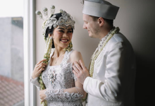Intimate Wedding Nilam & Lucas by HR Team Wedding Group
