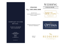 Hot Deal 100 Juta by HR Team Wedding Group