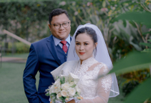 Rindu & Greg Club House Green Andara by HR Team Wedding Group