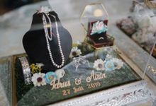 Airin & Idrus The Aviani Club House by HR Team Wedding Group