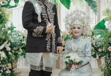 Poppy & dhana aceh gayo rustic by HR Team Wedding Group