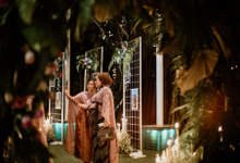 Fania damara & kevin octo intimate wedding by HR Team Wedding Group