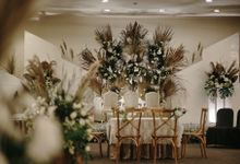 Emil & dani Grand Metropolitan Mall  by HR Team Wedding Group