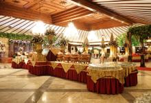 Novita & Fuad Sasono Adiguno TMII by HR Team Wedding Group