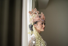 Akad nikah prettycia & billy by HR Team Wedding Group
