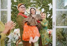 Siraman adat jawa Annisa by HR Team Wedding Group