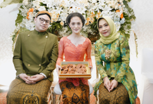 Malam Midodareni Annisa & Ilham by HR Team Wedding Group