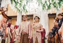 Resepsi Annisa & Ilham at Hotel Westin by HR Team Wedding Group