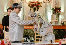Akad Nikah adat Palembang Nindhy & Eggy by HR Team Wedding Group
