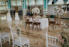 Akad Nikah New Normal Marindra & Taufik  by HR Team Wedding Group