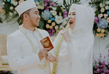 Tika & Fiqieh Akad Nikah New Normal Remaja Kuring  by HR Team Wedding Group
