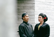 Prewedding Ghina & Bagas by HR Team Wedding Group