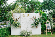 Akad Nikah Ghina & Bagas Bumi Ka-el Andara by HR Team Wedding Group