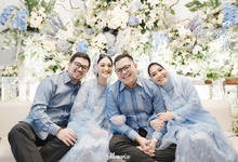 Pengajian menjelang pernikahan Arga & Tara by HR Team Wedding Group