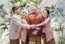 Traditional Ceremony Siraman Arga New Normal by HR Team Wedding Group