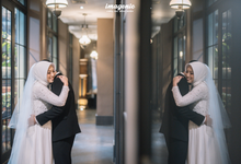 Intimate Wedding Alya & Fikri At Suasana Resto by HR Team Wedding Group