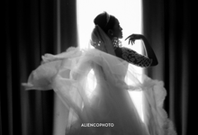 Wedding day Andre & Indri Hotel Raffles Jakarta by HR Team Wedding Group