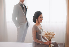 Intimate Wedding Adam & Intan at Hotel Grand Sahid  by HR Team Wedding Group