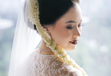 Intimate Wedding Karen & Sanni at Hotel Fairmont by HR Team Wedding Group
