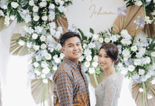 Engagement pipit & irham Seribu Rasa Gunawarman by HR Team Wedding Group