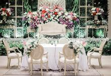 Intimate Wedding Merry & Darma at Margo Hotel by HR Team Wedding Group