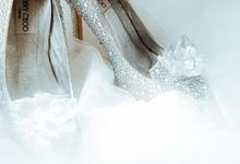 Intimate Wedding Alett & Dhana at Casa Khasa by HR Team Wedding Group