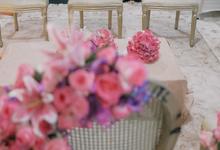 Engagement Tita & Novi by HR Team Wedding Group
