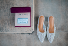 Intimate Wedding Dhana & Rifka by HR Team Wedding Group