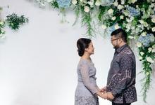 Engagement Karina & Vano at Ibis Style Tanah Abang by HR Team Wedding Group